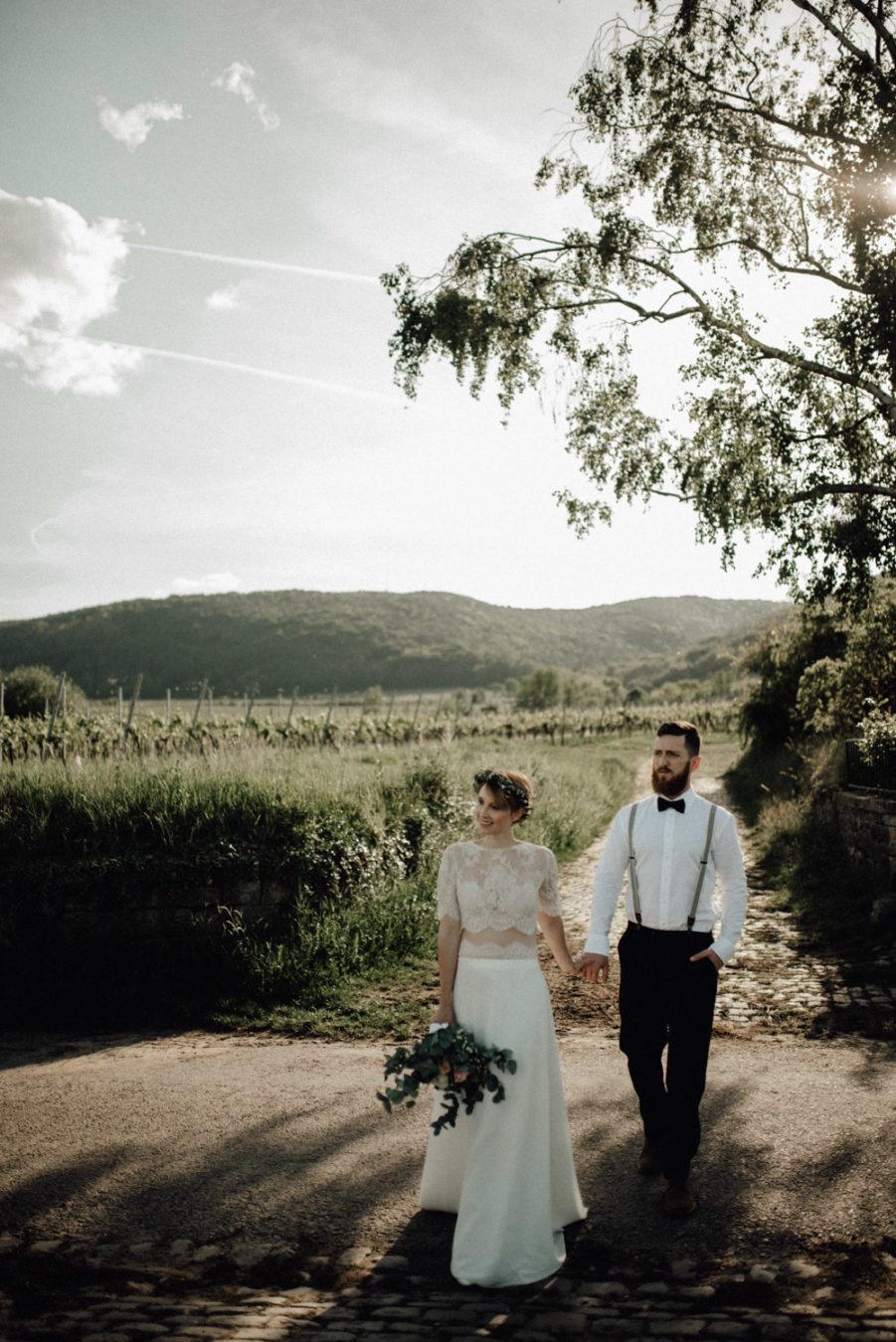 Brautpaarshooting Hochzeitsbilder Weingut Winning Pfalz Juliane Finkenberger